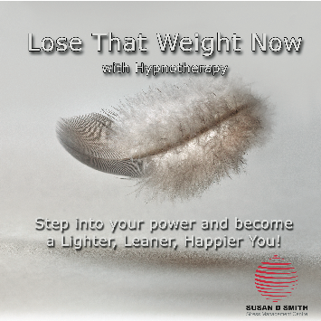Lose That Weight Now with Hypnotherapy