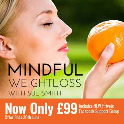 mindful weight loss, losing weight, alternative to dieting, the stresshacker, sue smith
