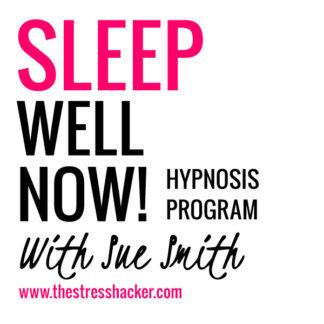 improve, better, sleep, hypnosis program, the stresshacker