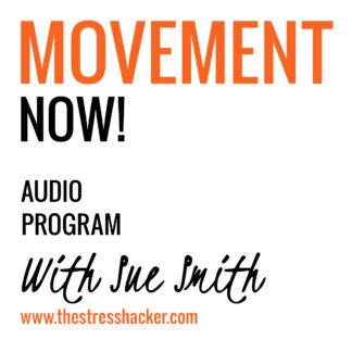 Movement, Now, the stresshacker