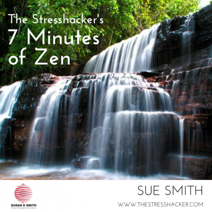 The Stresshacker's 7 Minutes of Zen
