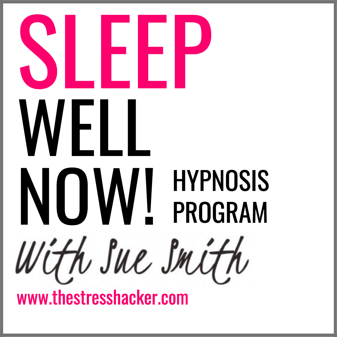 the stresshacker, sleep, hypnosis, program