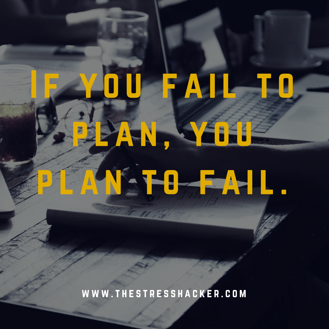fail to plan plan to fail My attention was recently alerted by an editorial in our local community newspaper - when you fail to plan, you plan to fail the editorial dealt with rece.