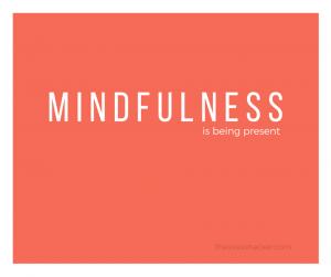 Mindfulness, wellbeing, wellbeing in a week, the stresshacker