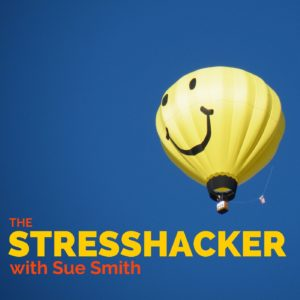 the stresshacker podcast episode 5 anxiety about career change