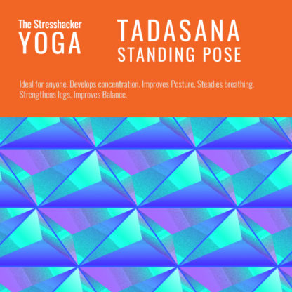 yoga audio program tadasana standing pose